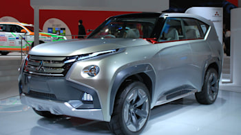 2020 Mitsubishi Montero Limited Price, Specs, Redesign, And Engines >> Mitsubishi Concept Gc Phev Could Hint At Next Gen Montero W Video
