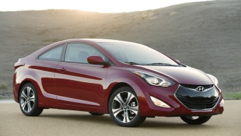 Hyundai Elantra Coupe >> Hyundai Discontinuing Elantra Coupe In Us For 2015 Update