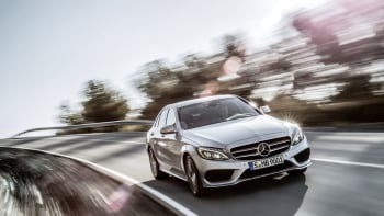 2015 Mercedes-Benz C-Class recalled for power steering