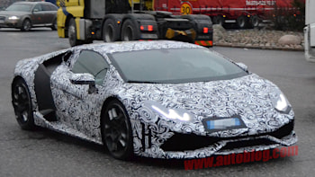 Lamborghini trying its best to keep new Cabrera under wraps