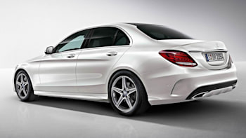 Mercedes fits new C-Class with AMG kit | Autoblog