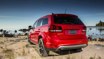 Dodge Journey and Fiat Freemont engine-cover recall affects