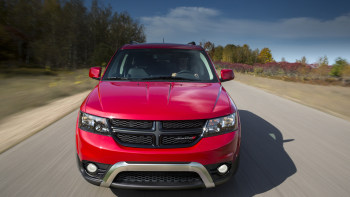 Dodge Journey gets more SUV-like look with new Crossroad