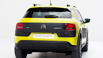 Citroën C4 Cactus production model keeps it weird and bumpy