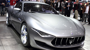 Maserati Alfieri Concept draws from the brand\'s past, looks to its ...