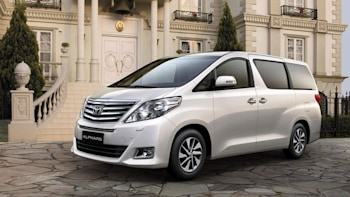 2008 Toyota Alphard / Vellfire Photo Gallery | Autoblog