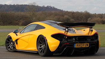 2015 McLaren P1 [w/video] | Autoblog