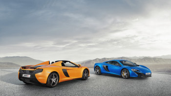 mclaren prices new 650s from $265,500 - autoblog