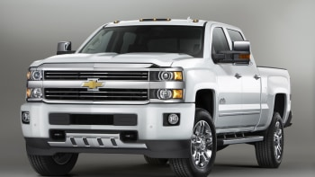 Chevy Rolls Out Silverado Hd High Country Autoblog