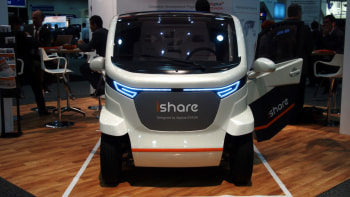 Sae World Congress >> Sae World Congress Ishare Concept Ev Photo Gallery Autoblog