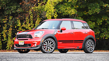2014 Mini John Cooper Works Countryman All4 Autoblog
