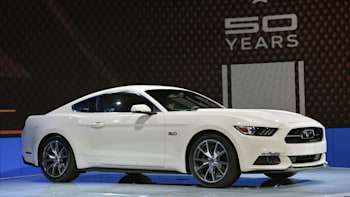 2015 Ford Mustang 50 Year Limited Edition pays homage to