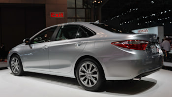 2015 Toyota Camry priced at $22,970*, Hybrid at $26,790