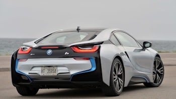 Bmw I8 Could Get 300 Hp 2 0l Turbo Four Autoblog