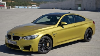 2018 Bmw M4 Drivers Notes Quick Spin Review Autoblog