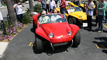 Meyers Manx receives electric powertrain and a big honor