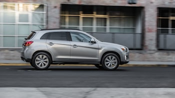 2015 Mitsubishi Outlander Sport recalled for leaky