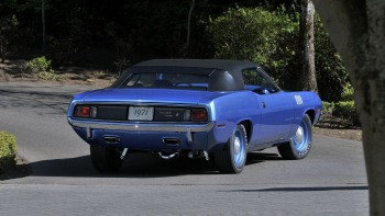 71 Plymouth Hemi Cuda Convertible sells for $3 5M [w/video