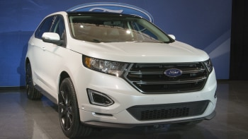 Ford Edge Holds Line On Pricing Starts At  Update Autoblog