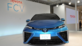 Toyota Mirai hydrogen fuel cell coming to US Northeast in