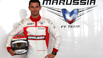 American F1 Driver Alexander Rossi Signs With Marussia