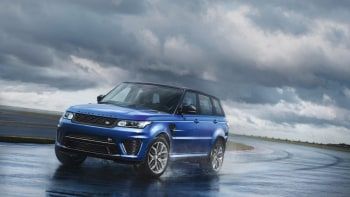 2015 Range Rover Sport SVR unleashed with 550 hp for $110,475* [w