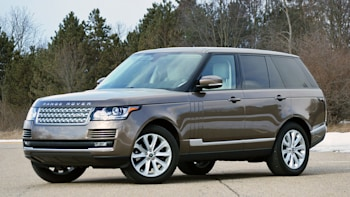 Land Rover recalling 28k Range Rovers and LR4s for tire