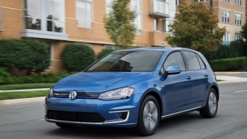 Volkswagen e-Golf recalled for battery software problem