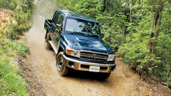 Toyota celebrates 30th anniversary of Land Cruiser 70 with