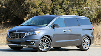 2015  KIA SEDONA OWNERS MANUAL    NEW TAKE OUT