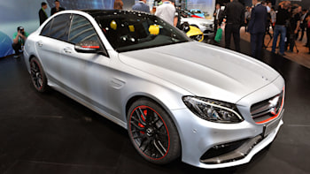 2016 Mercedes Amg C63 Pairs Up To 503 Hp With A Backseat For Scaring Friends