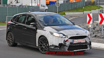 Ford Focus Rs Spy Shots Oct 17 2014 Photo Gallery Autoblog
