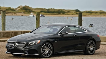 2015 Mercedes-Benz S550 Coupe | Autoblog