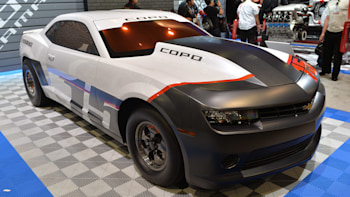 2015 Chevrolet COPO Camaro is the king of our quarter-mile dreams ...