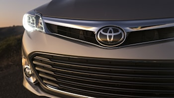 Toyota recalls pre-collision system on Avalon and ES models