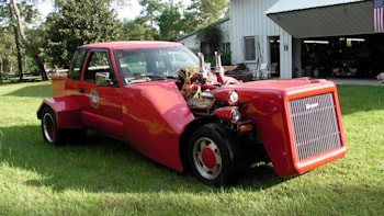 1998 Chevrolet S 10 Fire Truck Hot Rod Auction Photo Gallery Autoblog