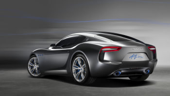 Maserati Ceo Says The Alfieri Coupe Will Be Seen At Geneva In 2020