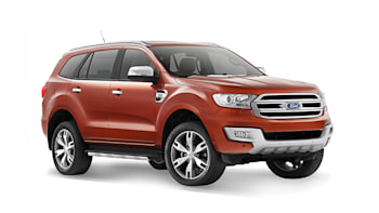 Ford Reveals All New Everest Suv At Asia Pacific Forum W