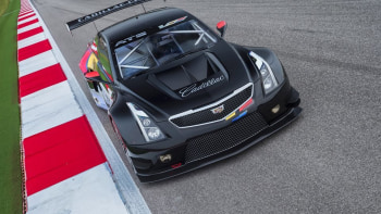 Cadillac back on track with 600-hp ATS-V R racer in FIA GT3