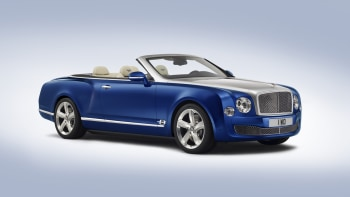 Bentley unveils the Grand Convertible, a droptop Mulsanne Speed ...