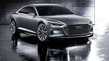 Audi Prologue Concept Goes For A9 We Give It A Ten W Video Autoblog