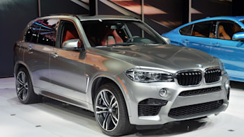 2016 Bmw X5 M Is And Bold Not Beautiful