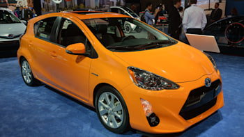 2015 Toyota Prius C is still colorful, still gets 53 mpg