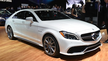2017 Mercedes Benz Cls63 Amg S 4matic Stands Out In The La Crowd Autoblog
