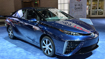 A peek into Toyota's plans to sell the Mirai hydrogen car