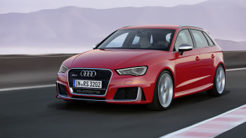 Audi Rs3 Sportback Is The Hottest Hatch Autoblog