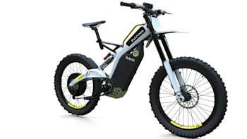 Bultaco returns with new offroad electric bike | Autoblog