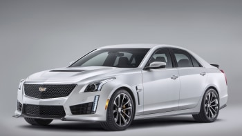 2016 Cadillac CTS-V arrives with 640 hp, 200-mph top speed - Autoblog