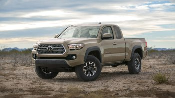 Toyota Tacoma Trd Off Road Drivers Notes Review Facing The Heat