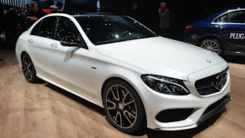 2016 Mercedes Benz C450 Amg Sport Is Not Too Hot Not Too Cold